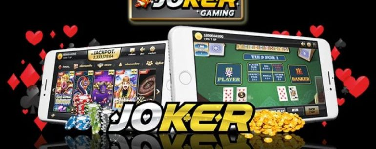 Cara Deposit Slot Joker123 via DANA