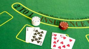 Mengenal Insurance Dalam Blackjack