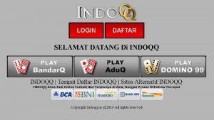 IndoQQ - Situs Judi DominoQQ Terpercaya